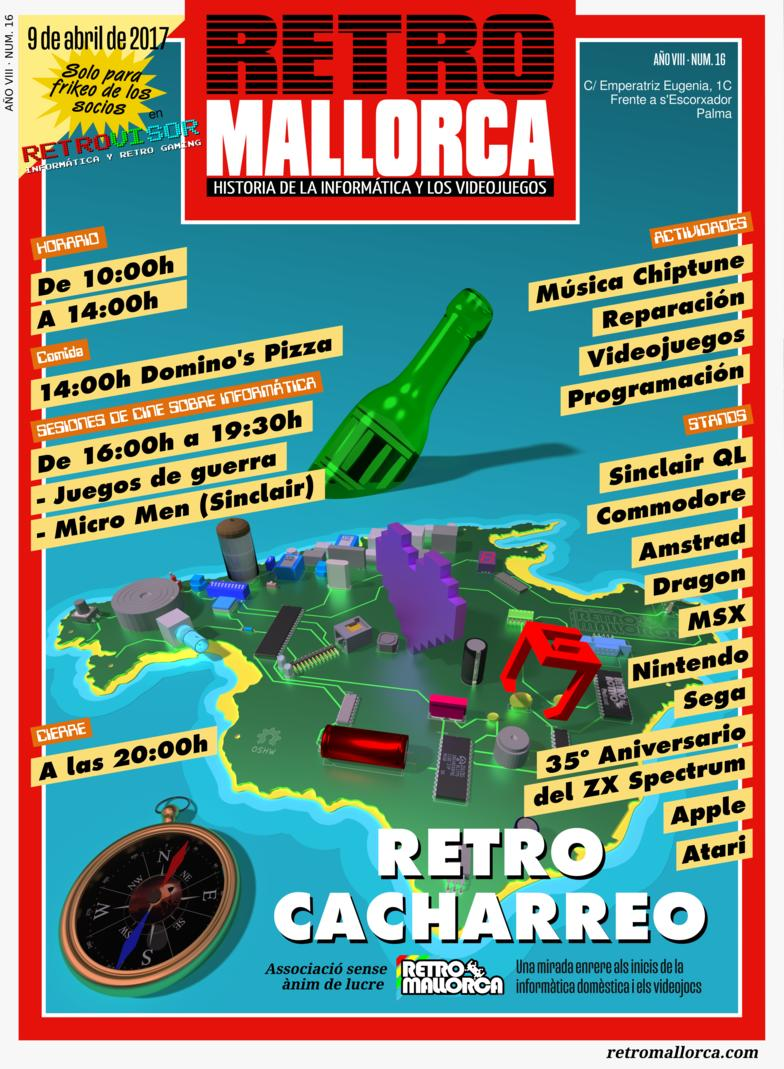 RetroCacharreo 2017