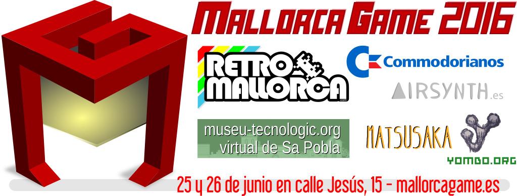 Mallorca Game 2016 Sponsors